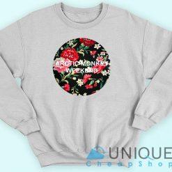 Arctic Monkey Flower Sweatshirt