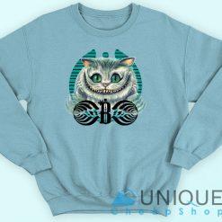 Cheshire Cat Sweatshirt