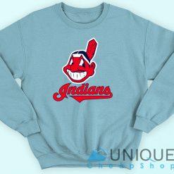 Cleveland Indians Logo Sweatshirt