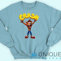 Crash Bandicoot Sweatshir