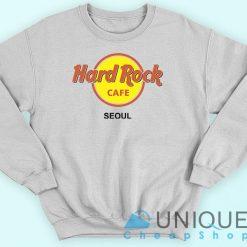 Hard Rock Cafe Logo Sweatshirt