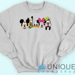 Mickey Friends Sweatshir