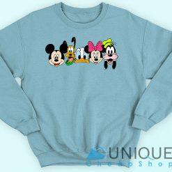 Mickey Friends Sweatshirt