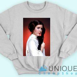 Princess Leia Star Wars Sweatshirt
