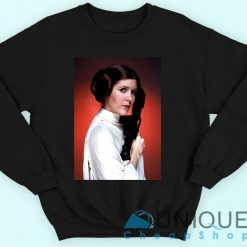 Princess Leia Star Wars Sweatshirt