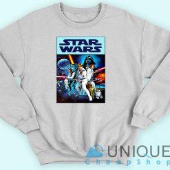The 40th Anniversary of Star Wars Sweatshirt