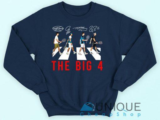 Tennis Players Abbey Road Sweatshirt