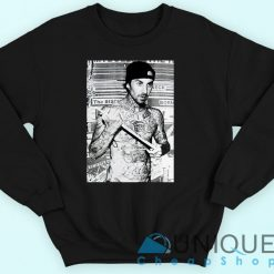 Travis Barker Blink 182 Sweatshirt