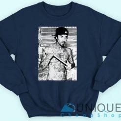 Travis Barker Blink 182 Sweatshirt