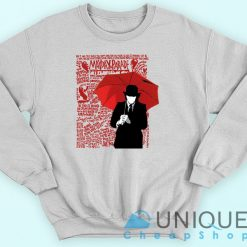 Umbrella Guy Mayday Parade Sweatshirt