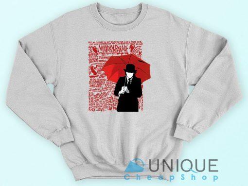 Umbrella Guy Mayday Parade Sweatshirt