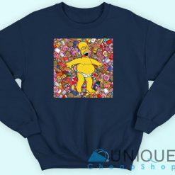 Homer Simpson Sweatshirt