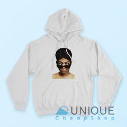 Aretha Franklin Black Music Artist Hoodie