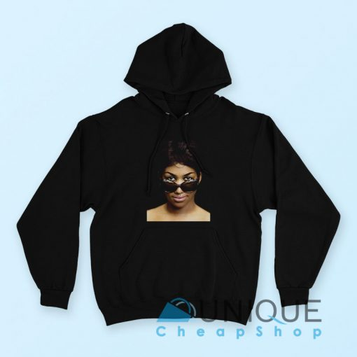 Aretha Franklin Black Music Artist Hoodi