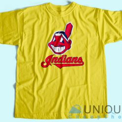 Cleveland Indians Logo T-Shirt
