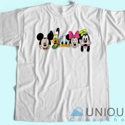 Disney Mickey And Friends T-Shirt