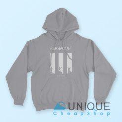 Paramore Writing The Future Hoodie Grey