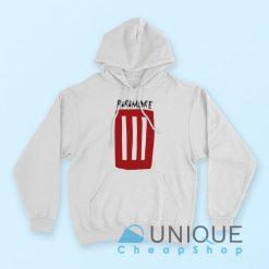 Paramore Logo Hoodie