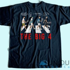 Shop The Big 4 Four Famous T-Shirt