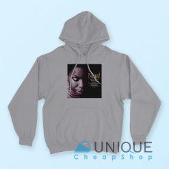 The Nina Simone Collection Hoodie Grey