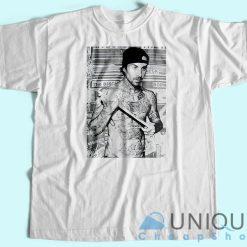Travis Barker Poster T-Shirt