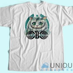 Bassnectar Cheshire Cat T-Shirt