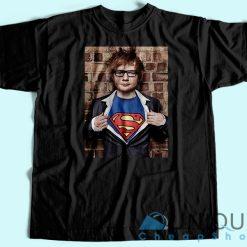 Ed Sheeran Superman T-Shir