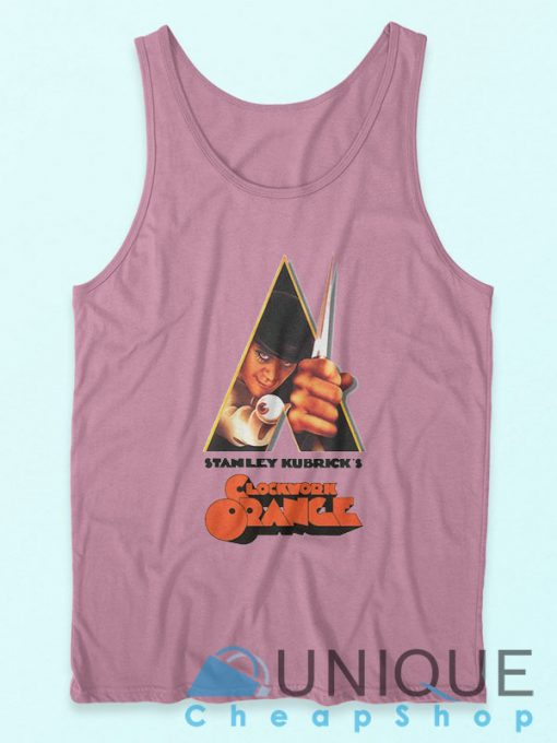 A Clockwork Orange (1971) Tank Top