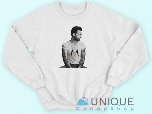 Adam Levine of Maroon 5 Sweatshirt
