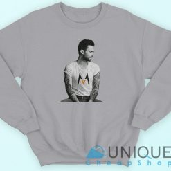 Adam Levine of Maroon 5 Sweatshirt
