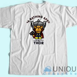A Bathing Ape Thor T-Shirt