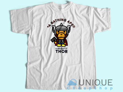 A Bathing Ape Thor T-Shirt