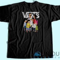 Top Bob's Burgers Vans T-Shirt