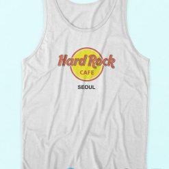Vintage Hard Rock Cafe Seoul Tank Top