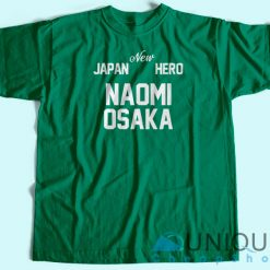 New Japan Hero Naomi Osaka T-Shirt