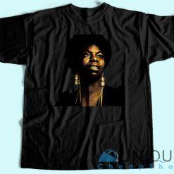 Simone The Jazz Singing Legend T-Shirt