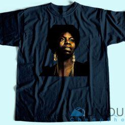 Nina Simone The Jazz Singing Legend T-Shirt