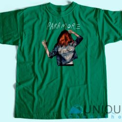 Paramore Hayley Williams T-Shirt