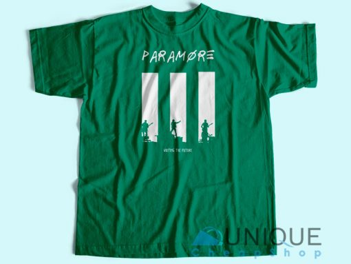Paramore Writing The Future Logo T-Shirt