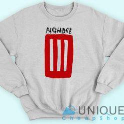 Paramore Logo Sweatshirt