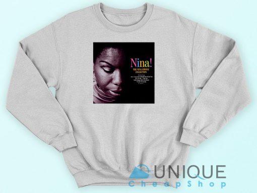 The Nina Simone Collection Sweatshirt