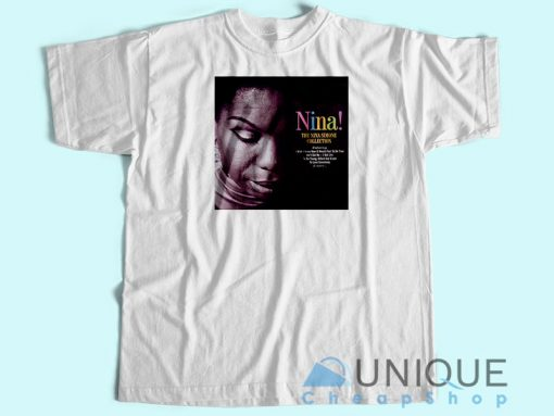 The Nina Simone Collection Album T-Shirt