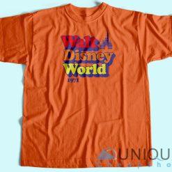 Walt Disney World 1971