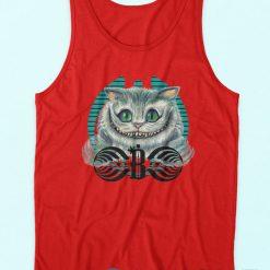 Bassnectar Cheshire Cat Tank Top