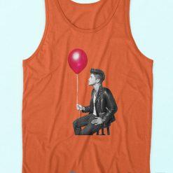 Bruno Mars Balloon Design Tank Top