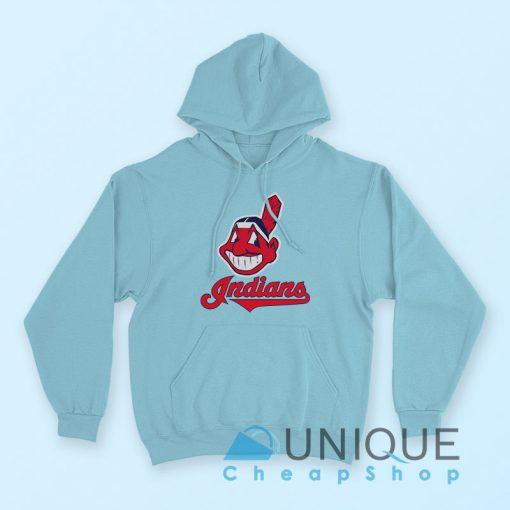 Cleveland Indians Logo Hoodie