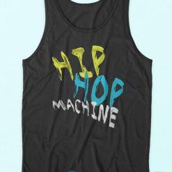 Hip Hop Machine Logo Tank Top