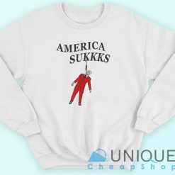 America Sukkks Sweatshirt
