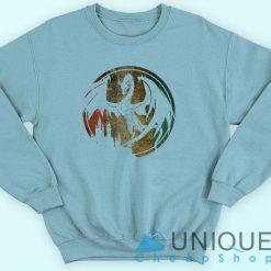 Retro Dragon Castle Dungeon Sweatshirt