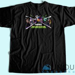Fortnite Season 7 Battle Pass T-Shirts
